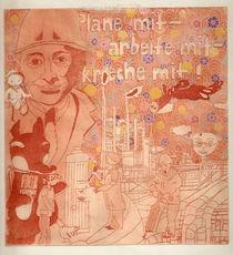 Ich such die DDR und keiner weiß wo sie ist... von Franziska Schmidt