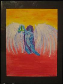 l'ange furieux by Klara Latz