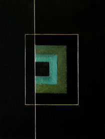 ´Meditationstafel No3´ aus 1985 von lijon