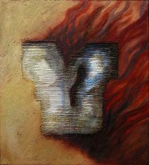 ´brennendes Hemd´ aus 1996 von lijon
