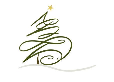 weihnachtsbaum zeichnung als poster und kunstdruck von michaela steininger bestellen. Black Bedroom Furniture Sets. Home Design Ideas