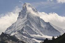 Matterhorn in all seiner Schönheit by Christine Amstutz