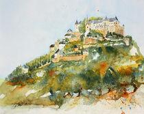 Burg Hochosterwitz von Inez Eckenbach-Henning