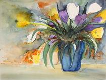 Tulpenstrauß von Inez Eckenbach-Henning