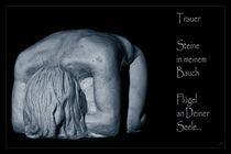 Trauer - Blue von pepabe