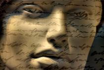 hinter der Schrift von evelyn munnes
