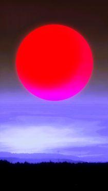 Sonne Macht Blau von tcl