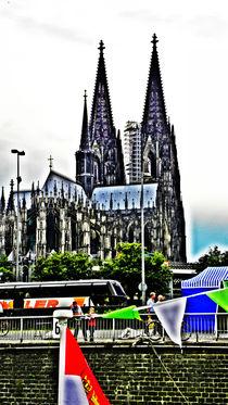 Am Kölner Dom von tcl