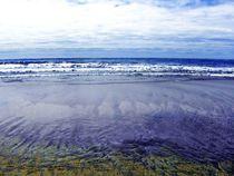 Der blaue Strand von tcl