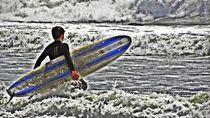 Der Surfer von tcl