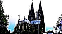 Der Kölner Dom von tcl