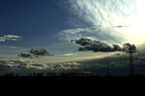Clouds over Saxony by Falko Follert