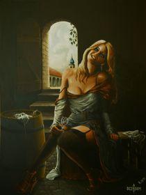 Die frivole Nonne von Frank Tannert