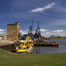 Torgauer Hafen by Falko Follert