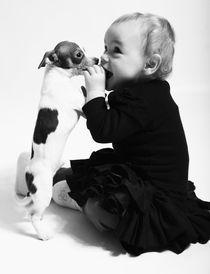 Hund und Kind ein Herz by Falko Follert