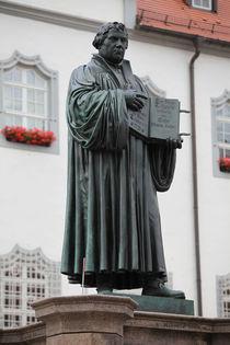 martin luther wittenberg by Falko Follert