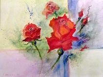 Rote Rosen von ernart
