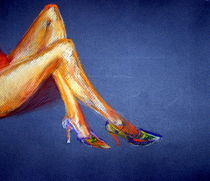Hot Legs by ernart