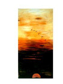 Sonnenuntergang by nady