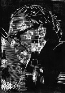 Charles Bukowski von Leonie Woeller