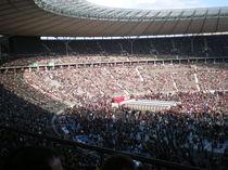 Olympiastadion von biene