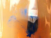 Pinsel im Wasserglas von Torsten Neundorf