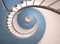 Wendeltreppe im Leuchtturm von Torsten Neundorf