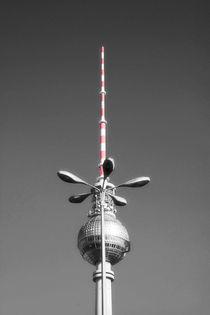 Fernsehturm Alexanderplatz von Jens Loellke