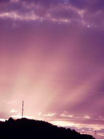 Sonnenuntergang von Anke Tarabay