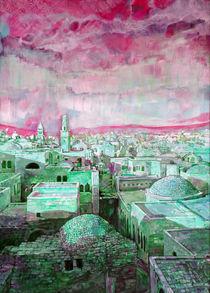 Traum von Jerusalem von Julia Geist