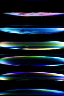 Light-Sculpture 69 - Polarisation von Gerald Albach