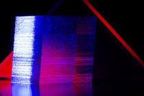 Quader & Dreieck - Glas-Hochstapelei by Gerald Albach