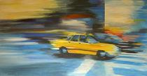 taxi von Sabine Freivogel