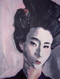 geisha by Sabine Freivogel