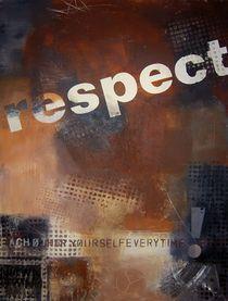 respect von Sabine Freivogel