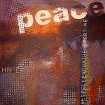 peace von Sabine Freivogel