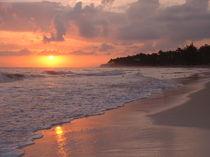 Sonnenuntergang von Andre Helfrich