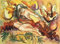 Wie eine Tulpe by Lydia Billert