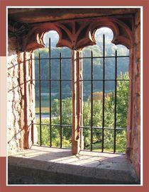 Fenster 1 by Lydia Billert