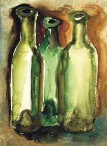Flaschen von Lydia Billert
