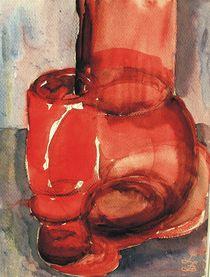 Verschmolzene Vasen von Lydia Billert