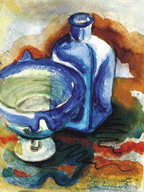 Das Blau von Lydia Billert