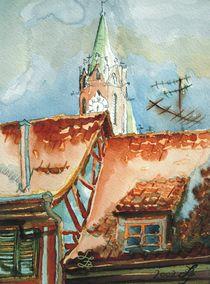 Altstadt by Lydia Billert