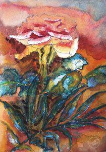 Eine Rose von Lydia Billert