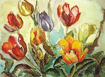 Tulpen von Lydia Billert