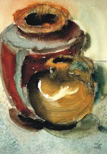 Vasen by Lydia Billert