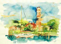Leuchtturm by Lydia Billert