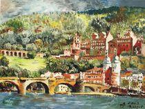 Schloss by Lydia Billert