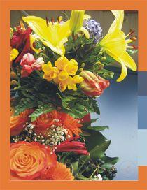 Blumenstrauß 1 von Lydia Billert