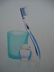 Zahnbürste von Angelika Wegner